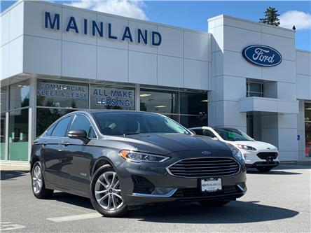 2019 Ford Fusion Hybrid SEL (Stk: P6186) in Vancouver - Image 1 of 24