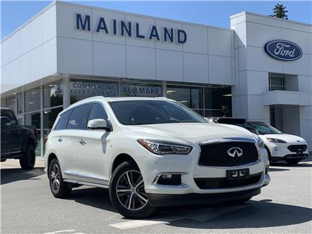 2017 Infiniti QX60 Base (Stk: P6656) in Vancouver - Image 1 of 30