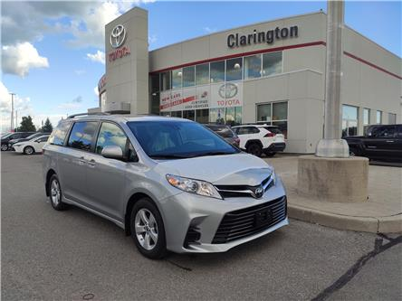 2020 Toyota Sienna LE 8-Passenger (Stk: 20663) in Bowmanville - Image 1 of 8