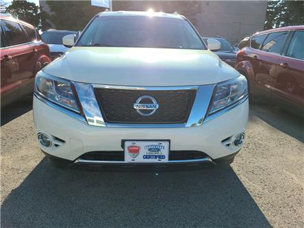 2014 Nissan Pathfinder Platinum (Stk: U0682A) in Barrie - Image 1 of 4