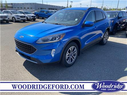2020 Ford Escape SEL (Stk: L-1419) in Calgary - Image 1 of 5