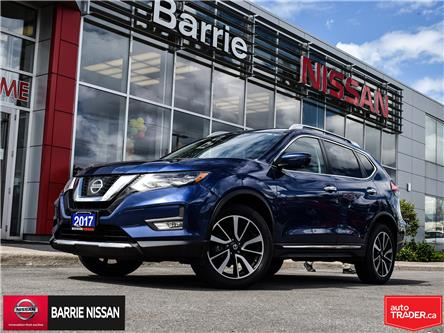 2017 Nissan Rogue SL Platinum (Stk: P4681) in Barrie - Image 1 of 29