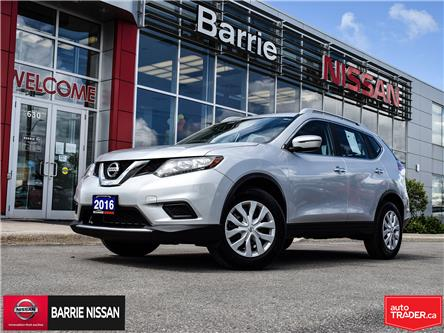 2016 Nissan Rogue S (Stk: P4695) in Barrie - Image 1 of 24