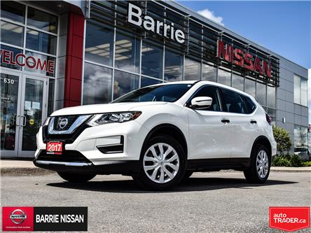2017 Nissan Rogue S (Stk: P4708) in Barrie - Image 1 of 26