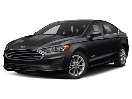 2020 Ford Fusion Hybrid Titanium (Stk: 20298) in Perth - Image 1 of 9