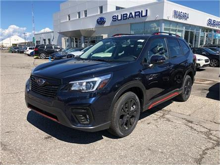 2020 Subaru Forester Sport (Stk: S5329) in St.Catharines - Image 1 of 15