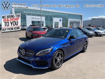 2018 Mercedes-Benz AMG C 43 Base (Stk: 19703A) in Calgary - Image 1 of 29
