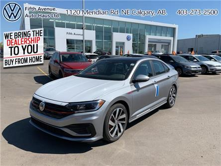 2020 Volkswagen Jetta GLI Base (Stk: 20137) in Calgary - Image 1 of 30