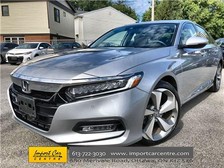 2018 Honda Accord Touring (Stk: 808875) in Ottawa - Image 1 of 26