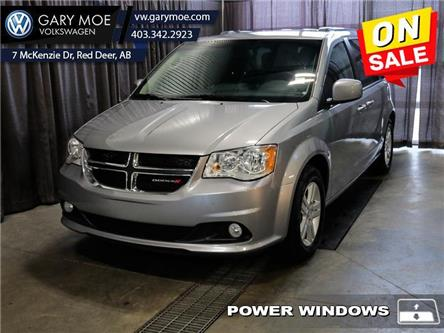 2018 Dodge Grand Caravan Crew (Stk: VP7499) in Red Deer County - Image 1 of 25