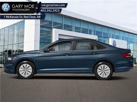 2020 Volkswagen Jetta Highline (Stk: 0JT8495) in Red Deer County - Image 1 of 2