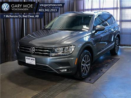 2019 Volkswagen Tiguan Comfortline (Stk: VP7671) in Red Deer County - Image 1 of 25