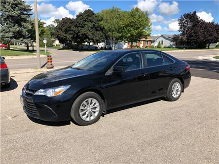 2017 Toyota Camry  (Stk: U12620) in Goderich - Image 1 of 20