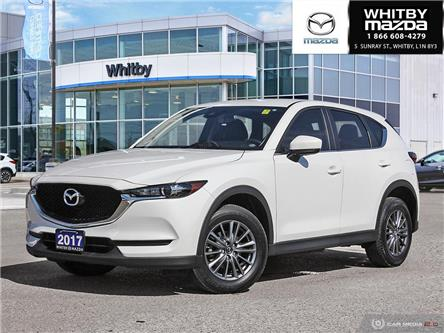 2017 Mazda CX-5 GS (Stk: 2265A) in Whitby - Image 1 of 27