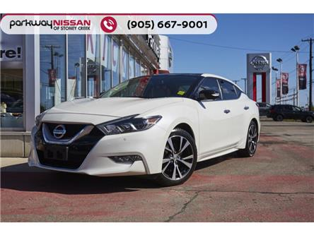2016 Nissan Maxima  (Stk: N1678) in Hamilton - Image 1 of 27