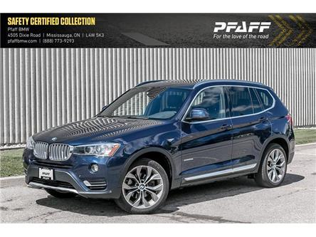 2017 BMW X3 xDrive28i (Stk: U6130) in Mississauga - Image 1 of 21