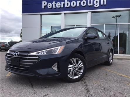 2020 Hyundai Elantra Preferred w/Sun & Safety Package (Stk: H12574) in Peterborough - Image 1 of 16