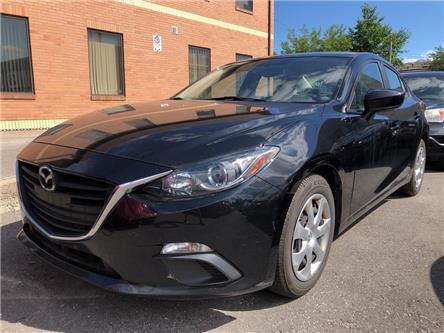2016 Mazda Mazda3 GX (Stk: P2894) in Toronto - Image 1 of 18