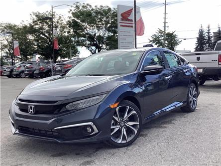 2020 Honda Civic Touring (Stk: 20985) in Barrie - Image 1 of 22