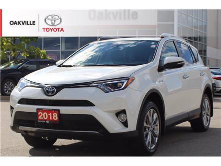 2018 Toyota RAV4 Hybrid Limited (Stk: LP3278) in Oakville - Image 1 of 19