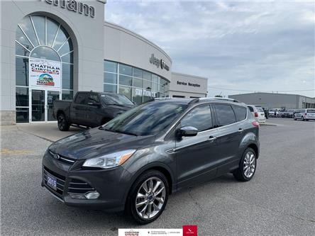 2015 Ford Escape SE (Stk: N04501A) in Chatham - Image 1 of 23