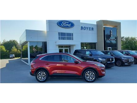 2020 Ford Escape Titanium (Stk: ES2078) in Bobcaygeon - Image 1 of 28