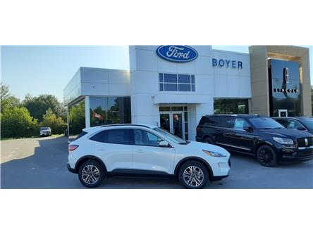 2020 Ford Escape SEL (Stk: ES2162) in Bobcaygeon - Image 1 of 25