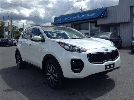 2018 Kia Sportage EX (Stk: 200799) in Kingston - Image 1 of 29