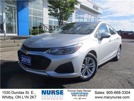 2019 Chevrolet Cruze LT (Stk: 10X345) in Whitby - Image 1 of 25