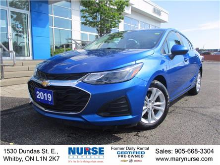 2019 Chevrolet Cruze LT (Stk: 10X355) in Whitby - Image 1 of 26
