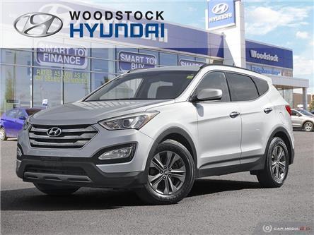 2013 Hyundai Santa Fe Sport 2.4 Premium (Stk: P1552) in Woodstock - Image 1 of 27