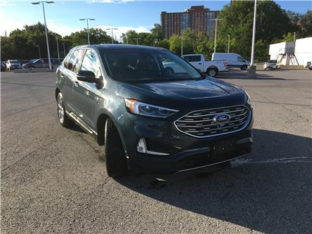 2019 Ford Edge Titanium (Stk: PLDU6522) in Ottawa - Image 1 of 30