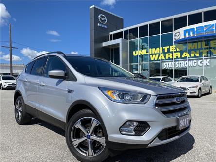 2017 Ford Escape SE (Stk: UM2447) in Chatham - Image 1 of 20