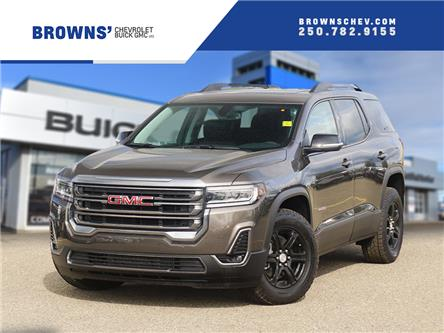 2020 GMC Acadia AT4 (Stk: T20-1395) in Dawson Creek - Image 1 of 17