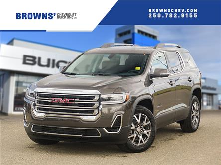 2020 GMC Acadia SLE (Stk: T20-1428) in Dawson Creek - Image 1 of 17