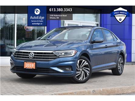 2019 Volkswagen Jetta 1.4 TSI Execline (Stk: A0278) in Ottawa - Image 1 of 30