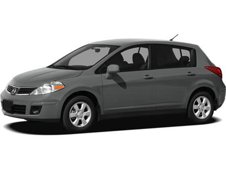 2012 Nissan Versa 1.8 SL (Stk: K20015A) in Scarborough - Image 1 of 2