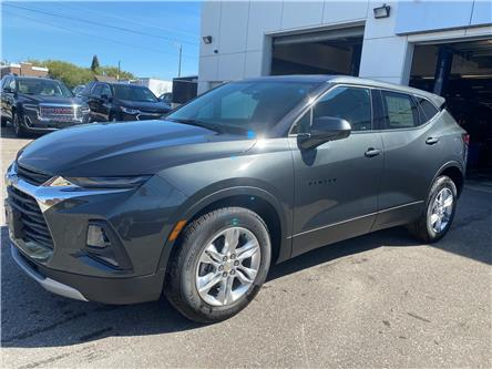 2020 Chevrolet Blazer LT (Stk: 20195) in Sioux Lookout - Image 1 of 6