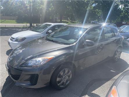 2012 Mazda Mazda3 Sport GX (Stk: ) in Ottawa - Image 1 of 7