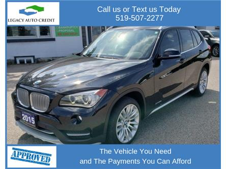 2015 BMW X1 xDrive28i (Stk: L9127E) in Waterloo - Image 1 of 13