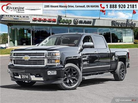 2014 Chevrolet Silverado 1500 High Country (Stk: N20109B) in Cornwall - Image 1 of 27