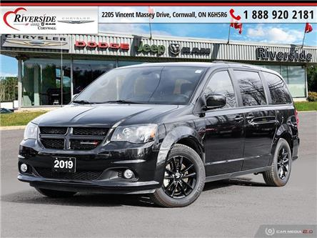 2019 Dodge Grand Caravan GT (Stk: V03001) in Cornwall - Image 1 of 26