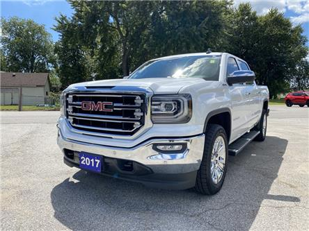 2017 GMC Sierra 1500 SLT (Stk: 20-0037B) in LaSalle - Image 1 of 26