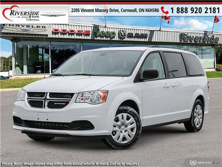 2020 Dodge Grand Caravan SE (Stk: N20108) in Cornwall - Image 1 of 23
