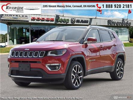 2020 Jeep Compass Limited (Stk: N20039) in Cornwall - Image 1 of 18