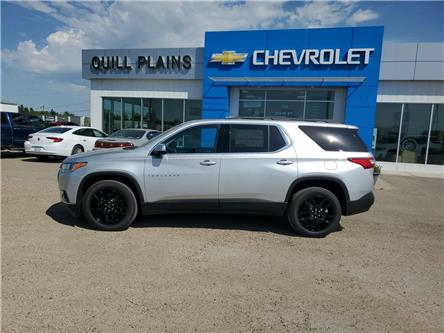 2020 Chevrolet Traverse 3LT (Stk: 20T121) in Wadena - Image 1 of 22