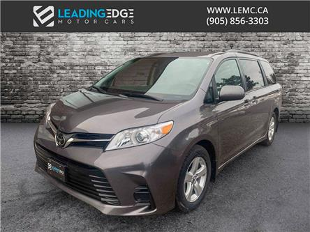 2019 Toyota Sienna LE 8-Passenger (Stk: 18089) in King - Image 1 of 16