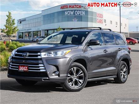2017 Toyota Highlander  (Stk: U6170A) in Barrie - Image 1 of 25