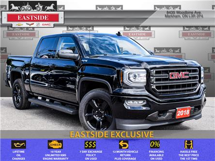 2018 GMC Sierra 1500 SLE (Stk: 142377B) in Markham - Image 1 of 26