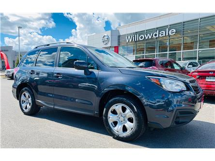2017 Subaru Forester 2.5i (Stk: C35595) in Thornhill - Image 1 of 17